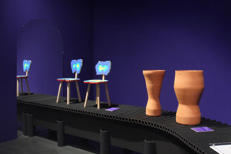exposition, 5.5, viva la diferencia, madrid, design