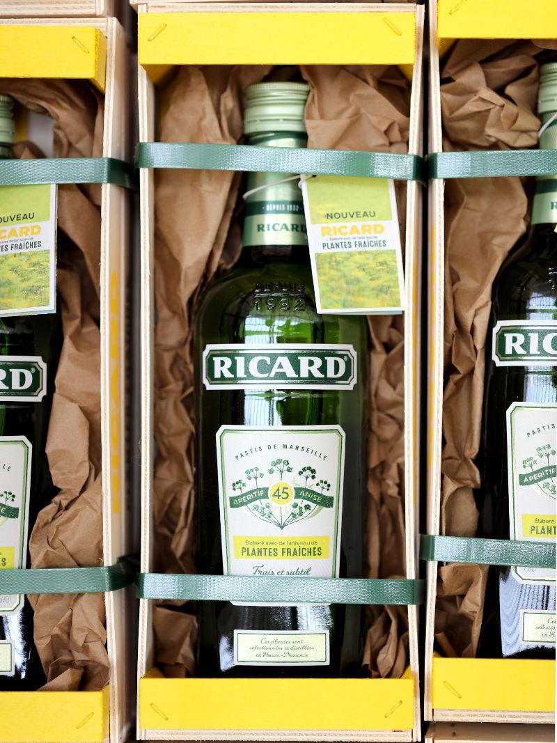 Ricard Plantes Fraîches face