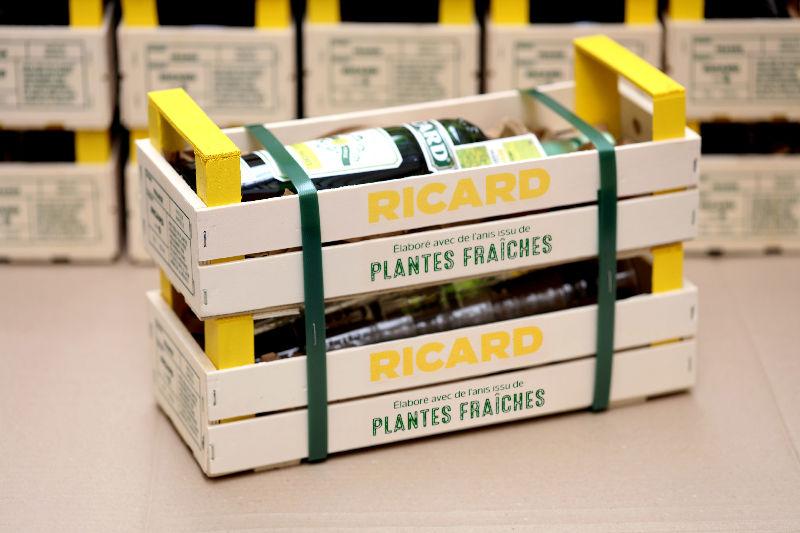 Ricard Plantes Fraîches coffret