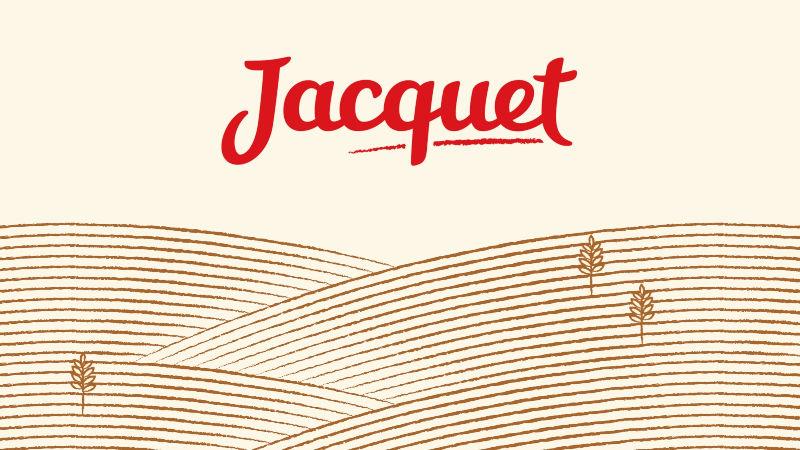 jacquet, identité de marque